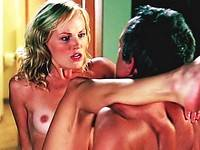 Malin Akerman nude & gets fucked hard in wild pose