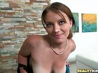 Kayla West Plays With Her Big Natural Tits 2