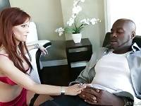 Lady Doctor Wants To Help Her Black Patient 2