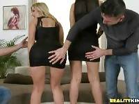 Friendly massage. James Brossman Choky Ice Jemma Valentine Bella Beretta