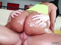 Big Bottomed Slutie Enjoys Good Fucking 1
