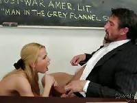 CORRUPT SCHOOLGIRLS #10, SCENE #03. Alina West, Tommy Gunn