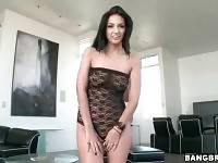 Fantastic Amber Cox Is Stripping For You 3