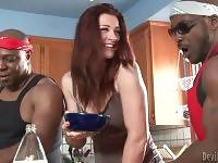 Wesley Pipes Does His Cooking Show 3