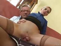 Pretty and slutty slut
