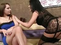 Hot Chicks, No Dicks. Aida Sweet, Jenny Glam